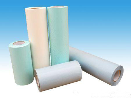 Glassine silicone paper
