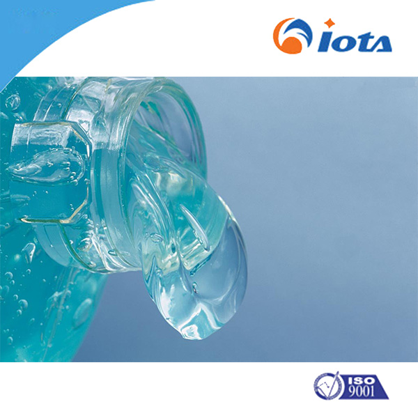 Methyl vinyl MQ silicone resin IOTA-AM