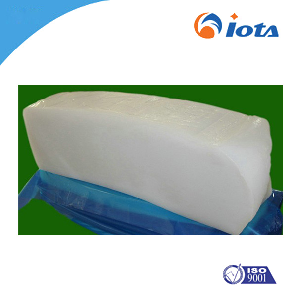 High tear strength and high temperature vulcanized silicone rubber IOTA HD