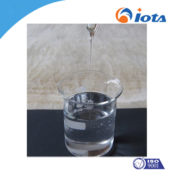 High temperature resistant silicone oil