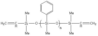 Divinyl-terminated methyl phenyl siloxane IOTA252