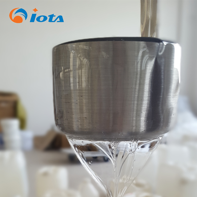 Hydroxyl terminated methyl vinyl silicone oil IOTA 1203V